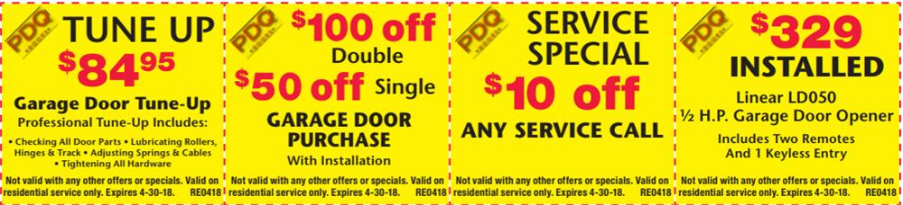 Specials  sc 1 st  PDQ Doors & PDQ Doors