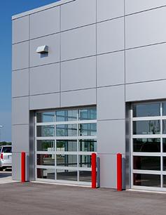 Aluminum Full-View Doors See Options & Commercial Garage Doors in Cincinnati   PDQ   (513)737-3667 ... pezcame.com