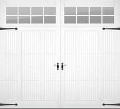 Overlay Fiberglass Carriage House Door See Options  sc 1 st  PDQ Garage Doors & Carriage House Garage Doors in Cincinnati   PDQ   513-737-3667 ... pezcame.com